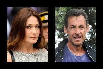 Carla Bruni-Sarkozy Dating History