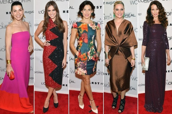 Best Dressed at the Women of Worth Awards - Vote Now!