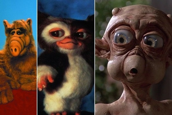 Creatures from the '80s That Are Now Super Creepy