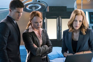 Boring Agents Scully and Mulder Will Return to 'The X-Files' Season 11