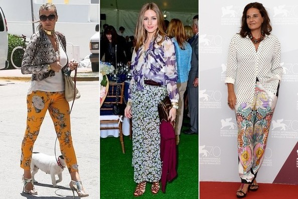 How to Mix Prints Like a Champ