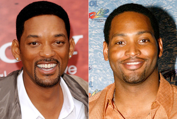 Will Smith & Robert Horry