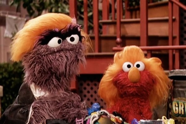 It's Time for 'Sesame Street' to Bring Back Its Ronald Grump Character