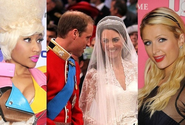 Celebrity Reactions to the Royal Wedding