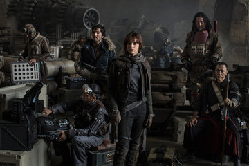 Here's the First Picture from 'Star Wars: Rogue One'