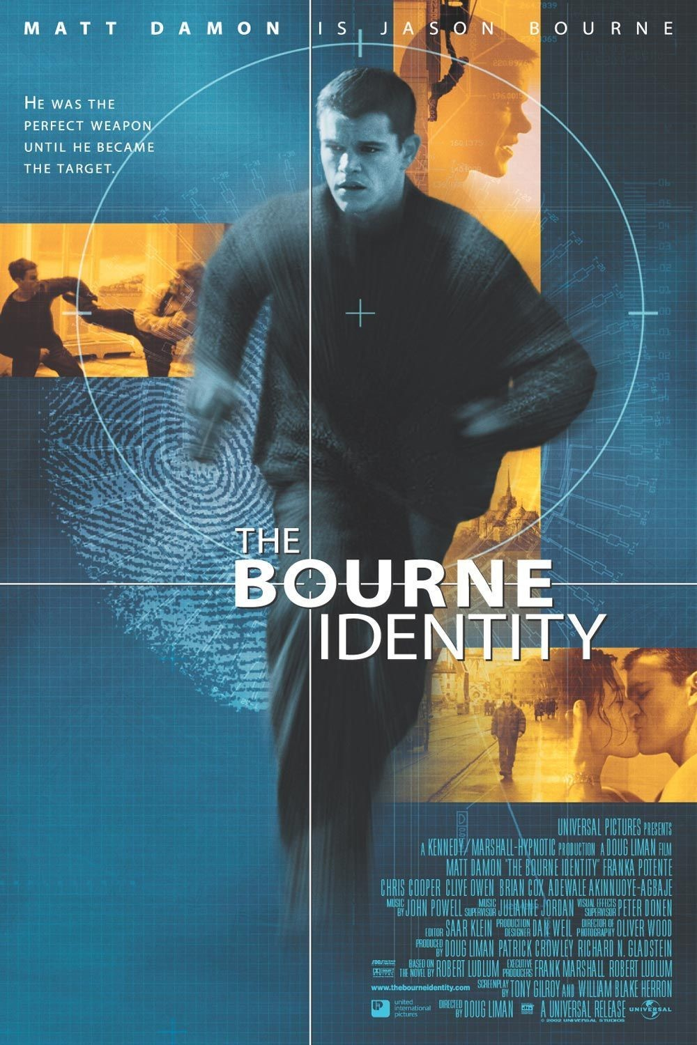 15 Things You Never Knew About 'The Bourne Identity' on Its 15th Anniversary