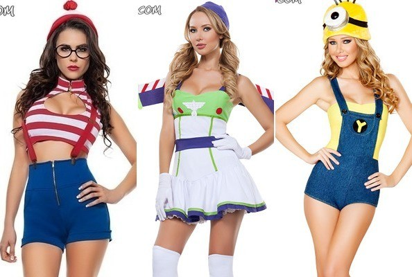 Sexy unique halloween costumes