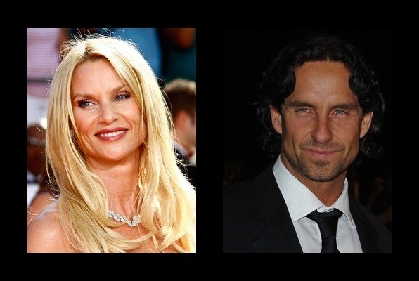 Nicollette Sheridan was engaged to Niklas Soderblom