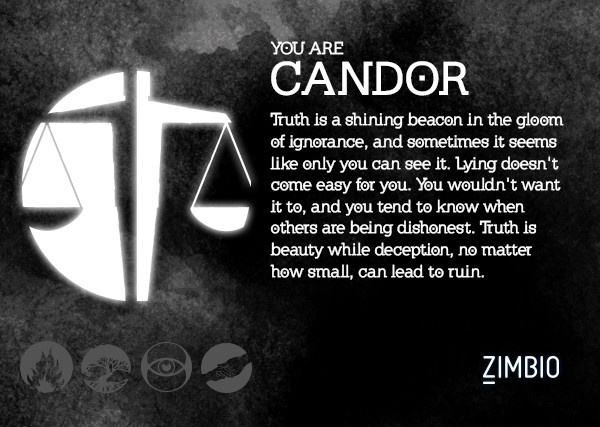 Candor - Which 'Divergent' Faction Are You? - Zimbio  Candor - Which ...