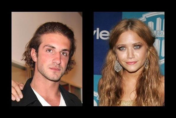 Stavros Niarchos dated Mary-Kate Olsen