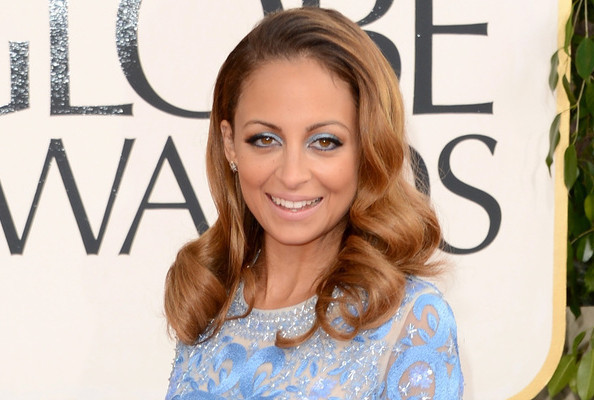 The EXACT Beauty Products Nicole Richie Used at the Golden Globe Awards