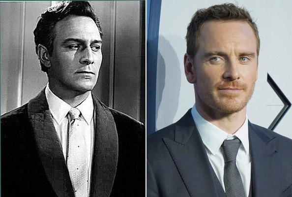 Young Christopher Plummer Amp Michael Fassbender