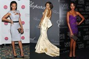 Selita Ebanks' Hottest Red Carpet Looks