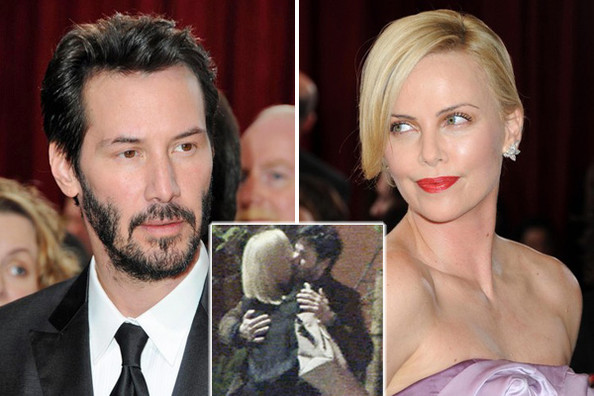 Keanu Reeves and Charlize Theron: More Than Friends? - Keanu Reeves