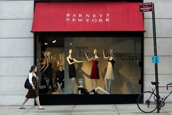 Barneys Is Taking Its Warehouse Sale Online, Permanently