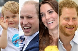 Which Member of the Royal Family Should Be Your BFF?