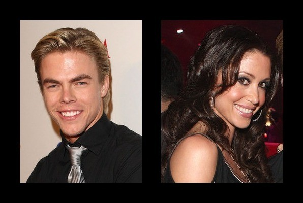 who is derek hough dating 2009