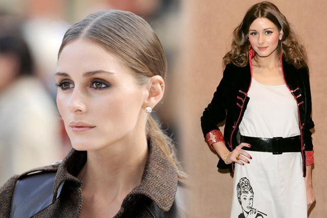 Fashion Flashback - Olivia Palermo Then & Now
