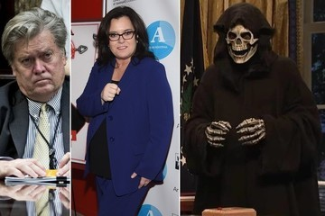 Rosie O'Donnell Offers to Play White House Chief Strategist Steve Bannon on 'SNL'