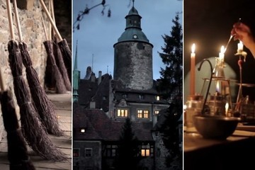 Attention, Muggles: There's a Real-Life Wizardry School That's Open to Adults