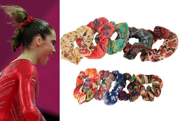 Olympic Beauty – Get the Fab Five's Winning Gold Medal Look