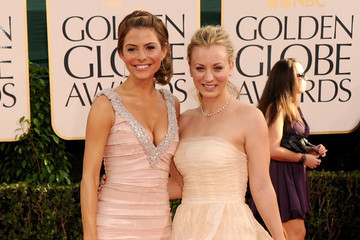 Kaley Cuoco's Celebrity Friends