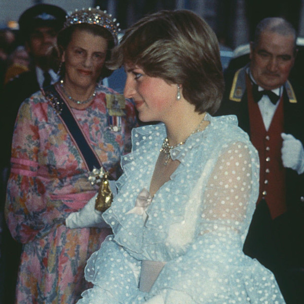 Diana Accidentally Spilled Perfume All Over Her Gown Minutes Before ...