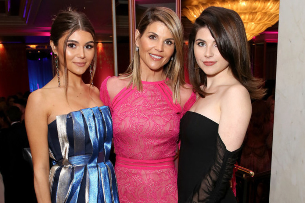 USC Confirms That Lori Loughlin's Daughters Are Still Enrolled At The University