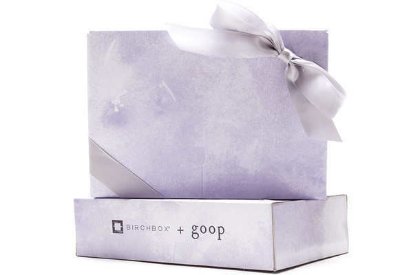 EXCLUSIVE: Here's What's Inside the GOOP Birchbox—Sign Up Now to Claim Yours