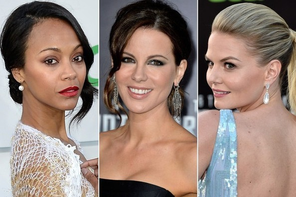Who Had the Best Beauty Look at the 'Star Trek Into Darkness' Premiere? Vote!