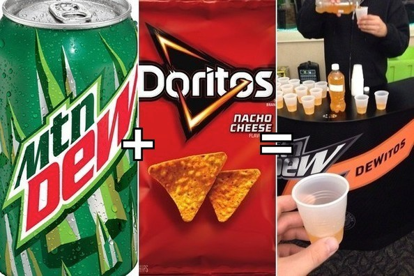 15 Most Gnarly Stunt Foods Ever