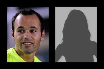 Andres Iniesta Dating History
