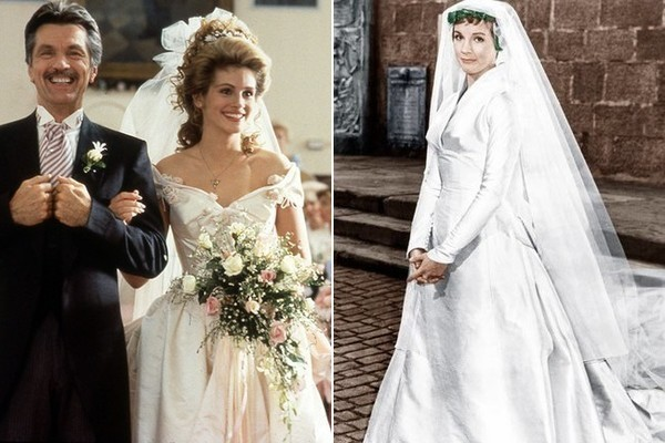 Can You Match These Iconic Wedding Dresses to the Movie? - Trivia ...
