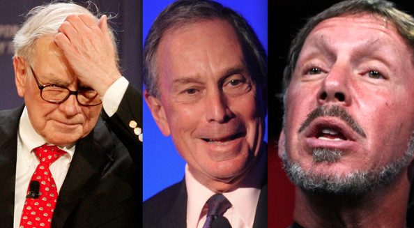 The 10 Richest Americans