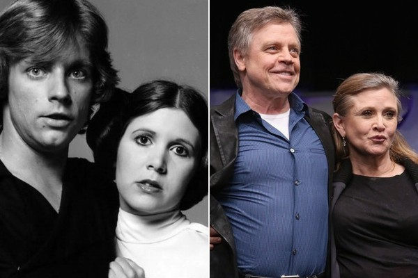 Stars React to Carrie Fisher's Tragic Passing
