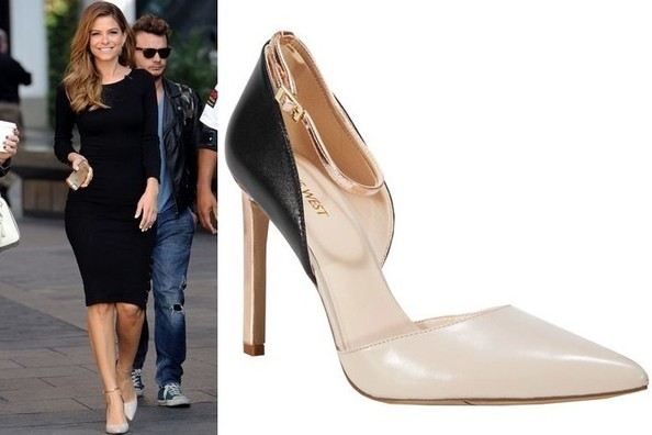 Daily Deal: Maria Menounos's Classic Pumps
