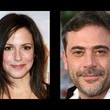 Mary-Louise Parker was engaged to Jeffrey Dean Morgan
