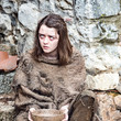 Arya Stark (played by Maisie Williams)