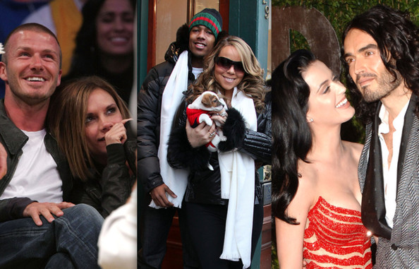 100 Hottest Celebrity Couples of 2010