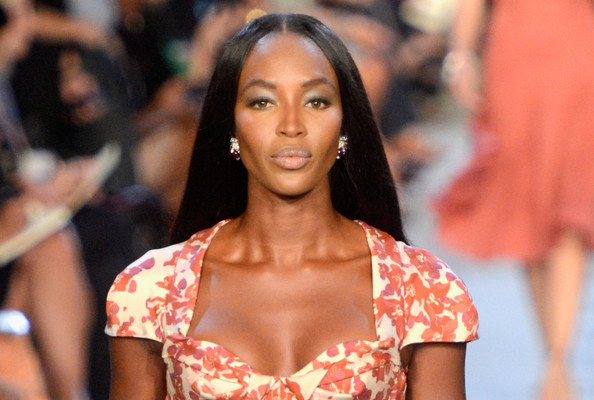 Rumor: Was Naomi Campbell Actually Mugged in Paris?