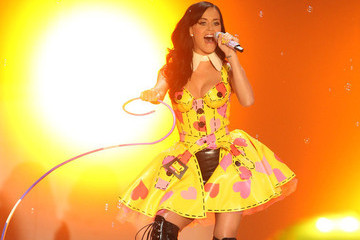 Around the World with Katy Perry