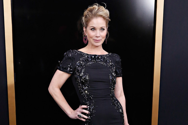 Christina Applegate Gives Us Gown Envy