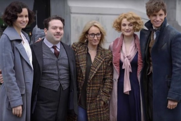 3 Things We Learned About 'Fantastic Beasts' from a New Behind-the-Scenes Video