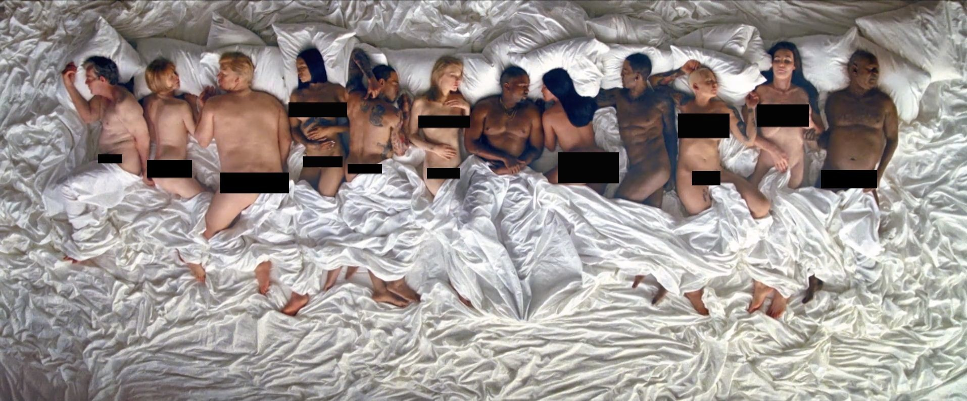 Misogyny, Rape Culture, & Everything Else That's Wrong With Kanye's 'Famous' Music Video