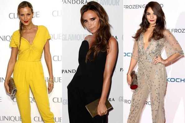 The Chicest Red Carpet Jumpsuits - StyleBistro