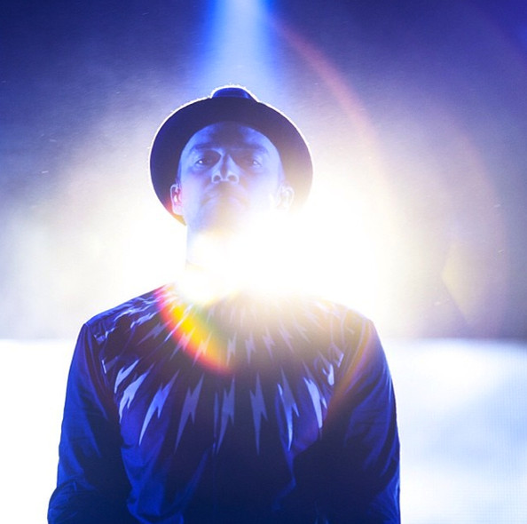 Justin Timberlake is the light.