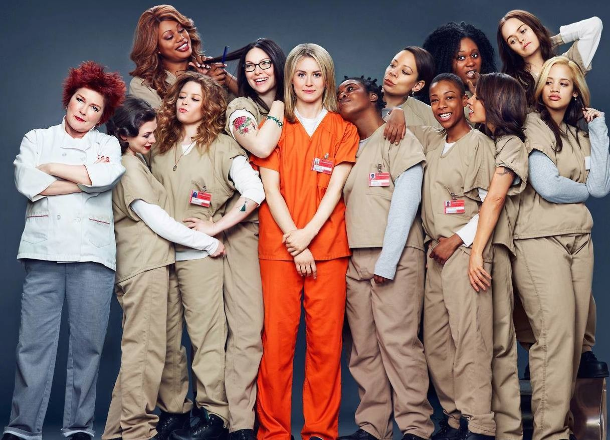Orange Is the New Black:
