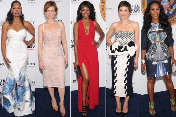 Best Dressed at the 'White House Down' New York Premiere - Vote Here!
