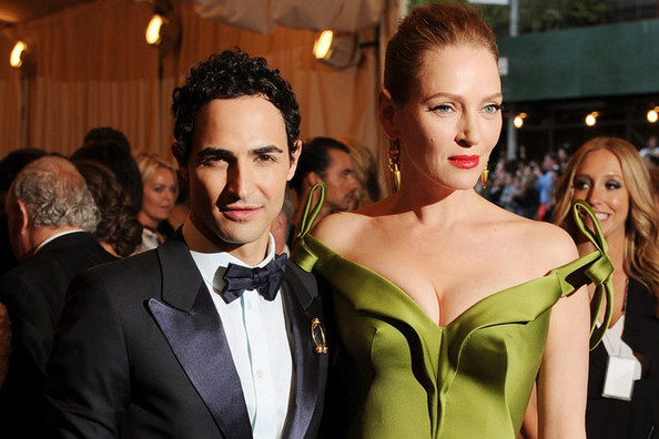 Zac Posen On His New David's Bridal Line: 'From Va-Va-Voom Red Carpet to Fairytale Land'