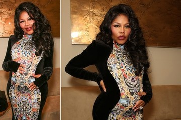 Lil' Kim is Pregnant, But Everyone Just Wants to Know Who the Baby Daddy Is